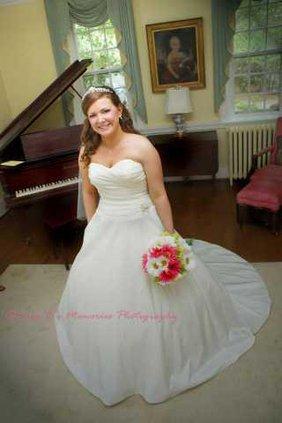 Amanda Godbold wedding