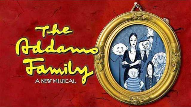 Addams Family Web