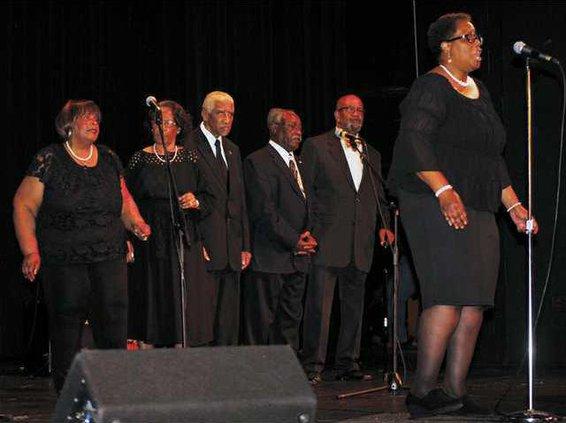 Camden First UMC Choir Web