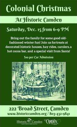 Colonial Christmas Web
