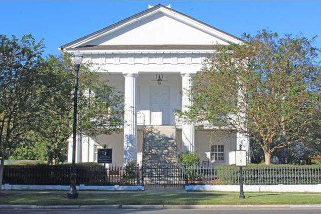 Robert Mills Courthouse Web