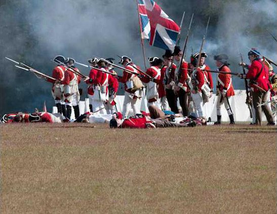 1011 Revolutionary War reenactment -Camden 012-263- Web