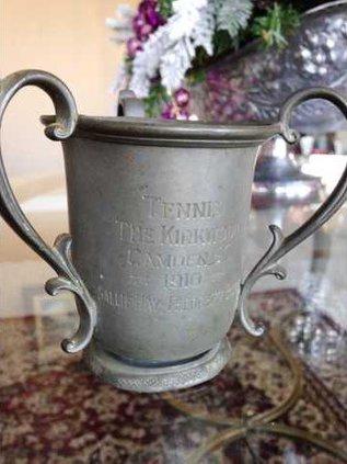 1910 Tennis Trophy