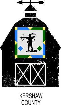 Kershaw County Barn Logo