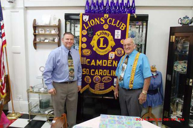 New Lions Club Member - Web