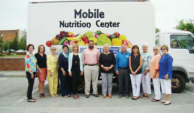 UWKC Mobile Nutrition Center WEB