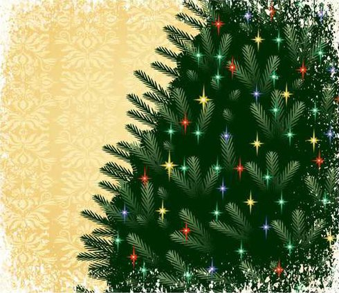 christmas tree lighting Web