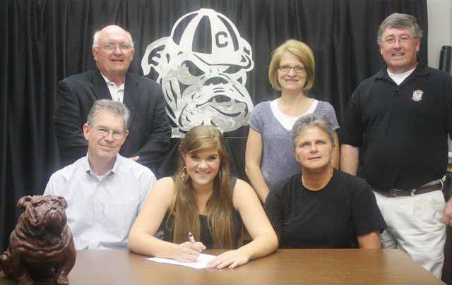 Kelsey Hutto Signing.JPG