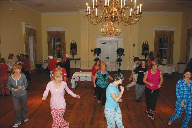 UNITED WAY PJ PARTY 272