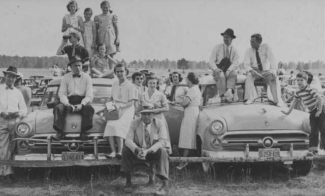 1953 carolina cup