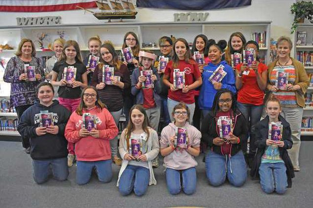 Girls Book Club 2018 Web