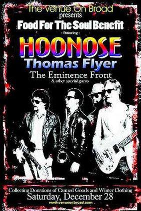 Hoonose poster