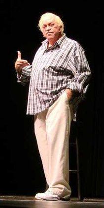 James on stage 2010