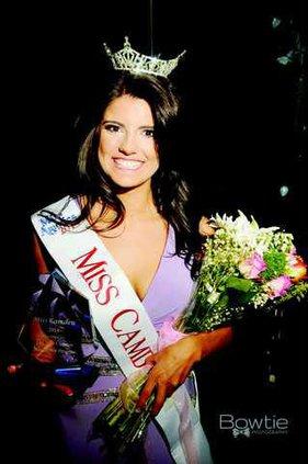 Miss Camden Allie Sanders
