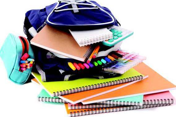 School Supplies T
