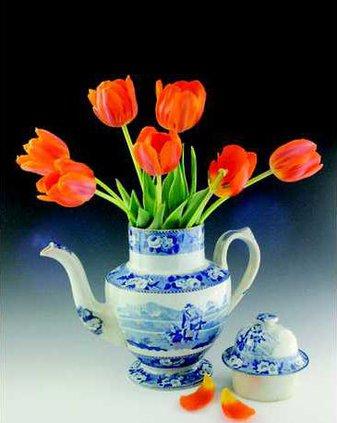 teapot t