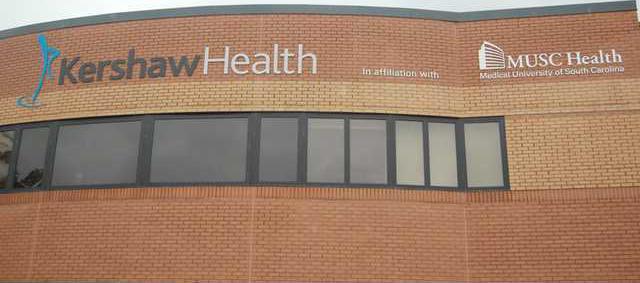 KershawHealth - New Signage