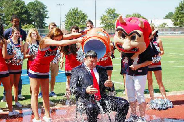 NCHS Bucket Challenge - One More Time Web