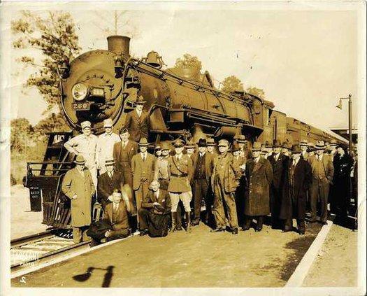 Kc historic train