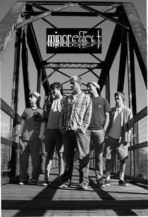 MinorEffect bridge 2 BW poster