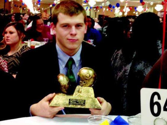Warren Moseley Class AA All State Football