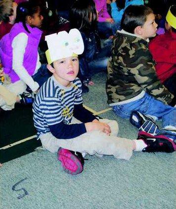 little boy 100 hat T