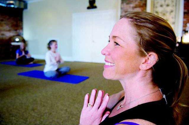 yoga profile TONED