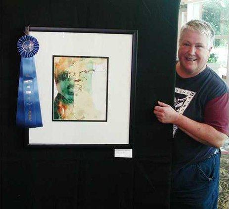 2011 NoCharleston ArtFest-1st Watercolor