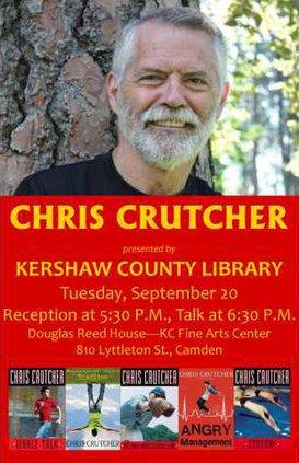 Crutcher Poster 2
