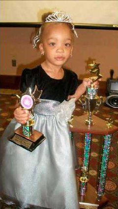 Little Miss Lauryn Monet Bush-Cato