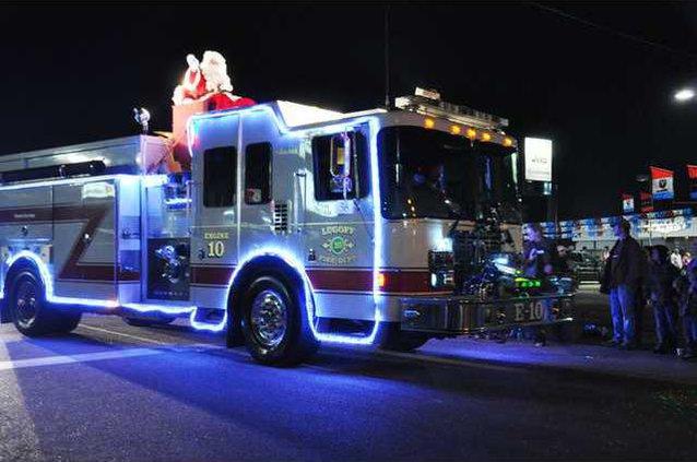 2012 Lugoff Parade Pic