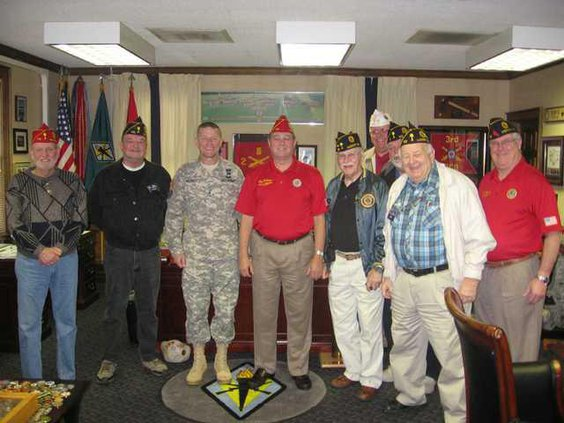 American Legion Photo
