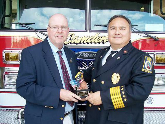 CFD Awards - Parker