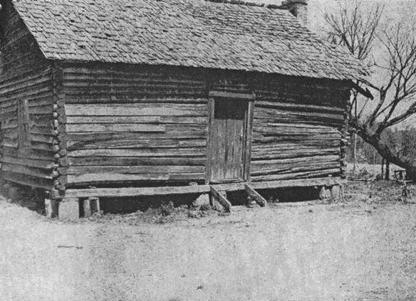KCHS-log cabin