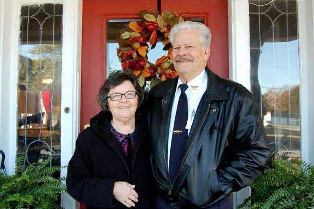 Kathy and Harold Brown