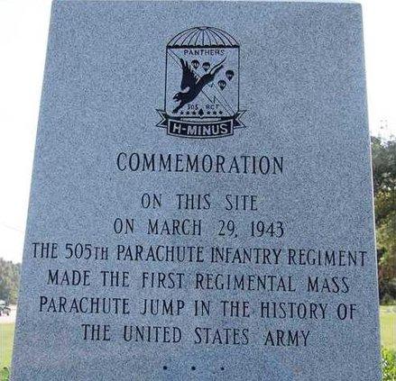 Paratroopers - Memorial