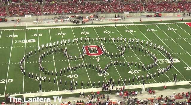 Ohio State Band 3