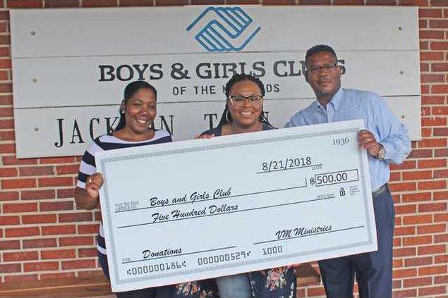 BGCKC Donation Web