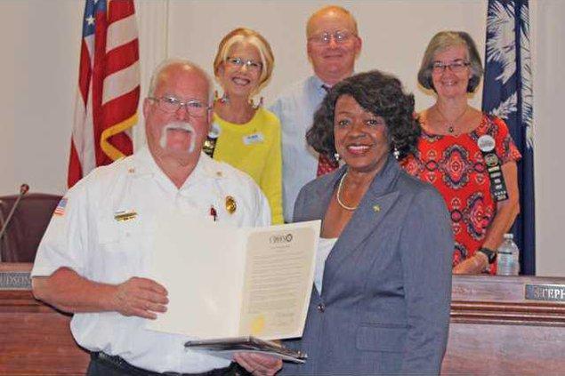 City Council - Fire Prevention Month Web