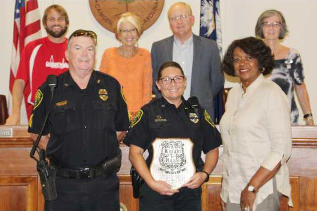 City Council - Police Web