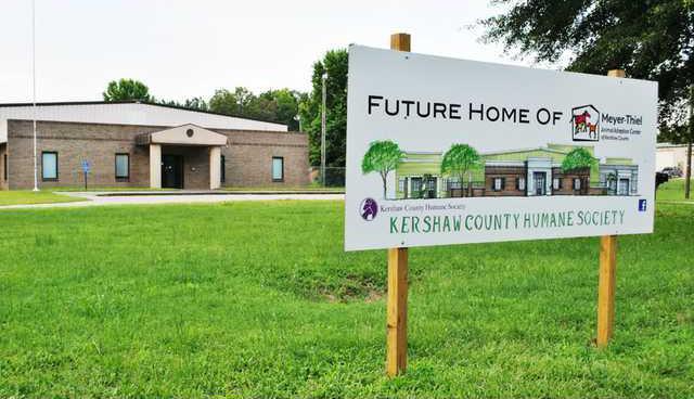 New Adoption Center