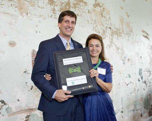 Sheheen gets conservation award