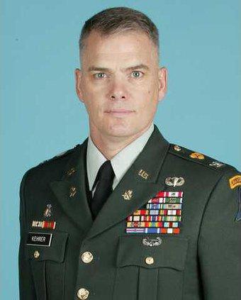 Col. Mark Kehrer