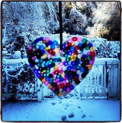 Facebook Snow Picture
