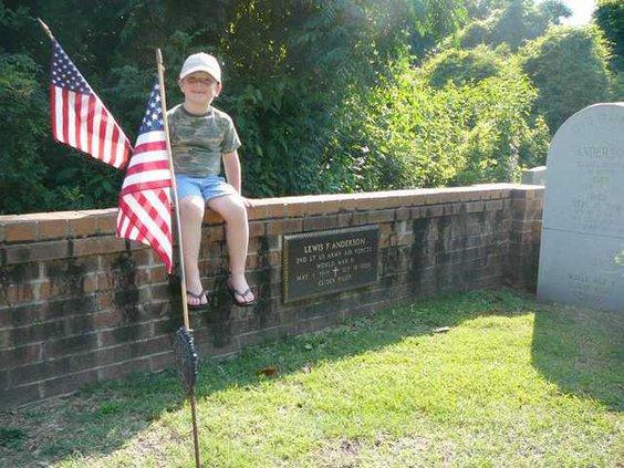 Memoria Day 4 - Phillip Inabinet child.JPG