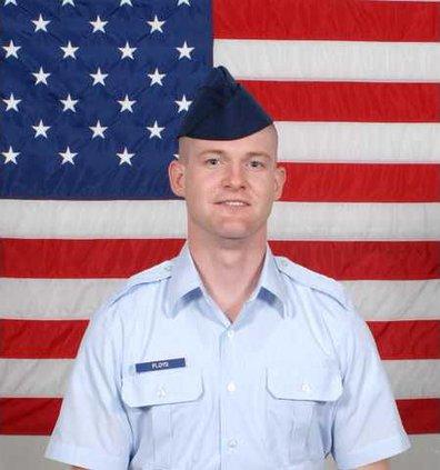 Michael Floyd military pic