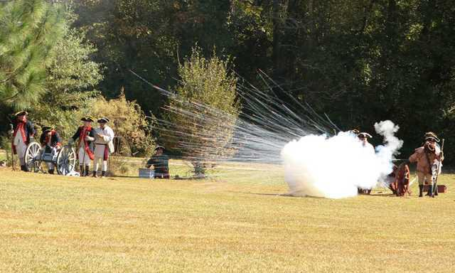 Revolutionary War Field Days 1
