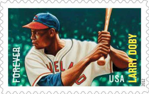 Larry Doby stamp