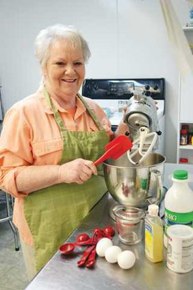 Millie Cooking Photo WEB