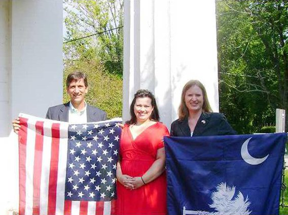 flag donation 2012